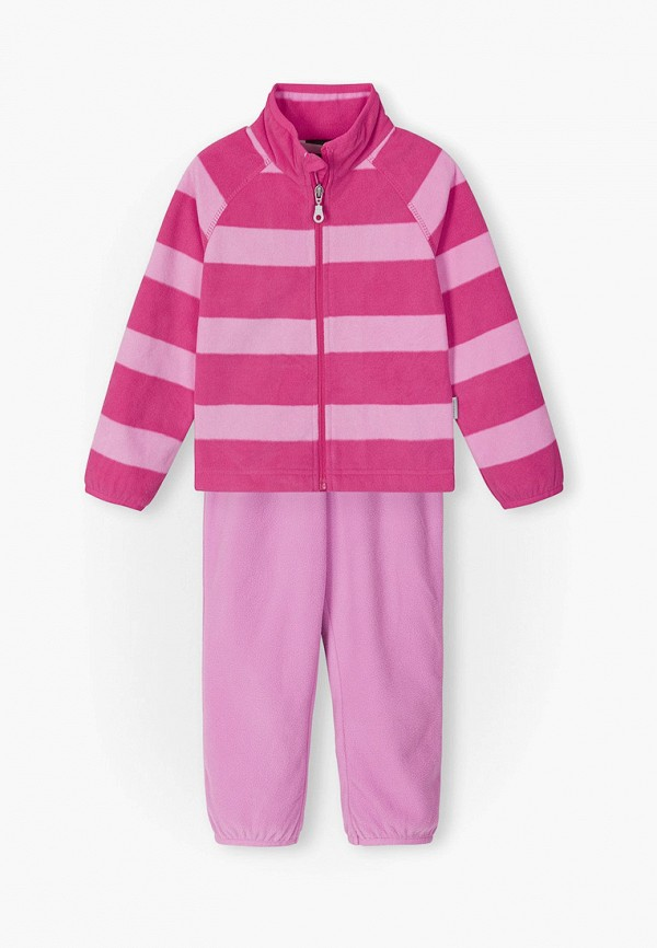костюм lassie by reima для девочки, розовый