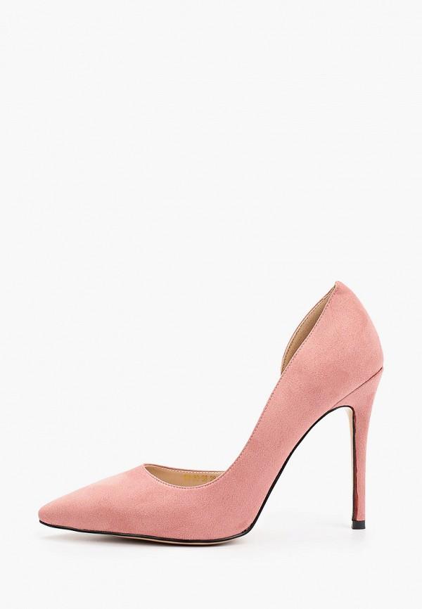 женские туфли diora.rim, розовые