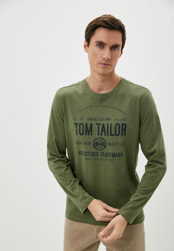 Лонгслив Tom Tailor