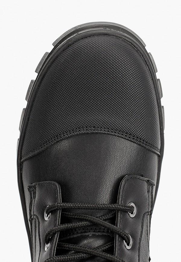 Ботинки Tommy Hilfiger черный T3A5-32026-0289999- RTLAAQ296001