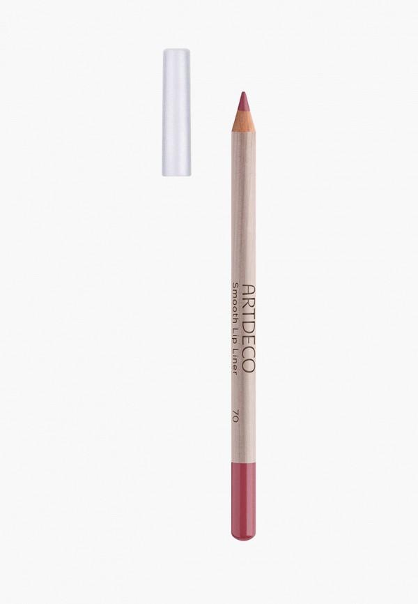 женский карандаш для губ artdeco, розовый