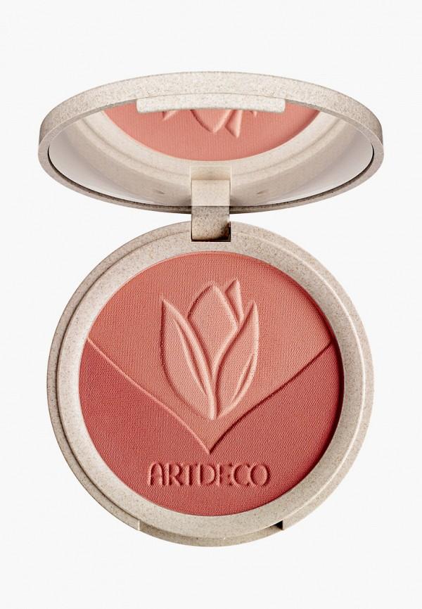 женская румяна artdeco, розовая