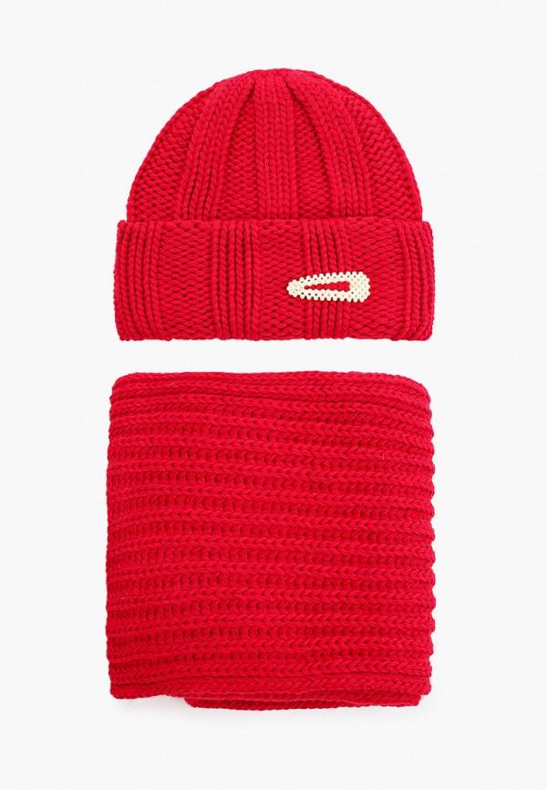 женский шарф trendyangel, красный