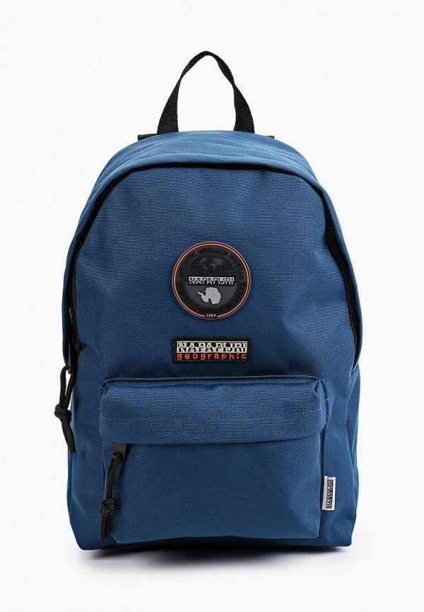 мужской рюкзак napapijri, синий