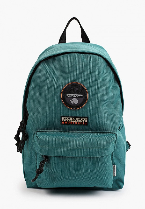 мужской рюкзак napapijri, зеленый