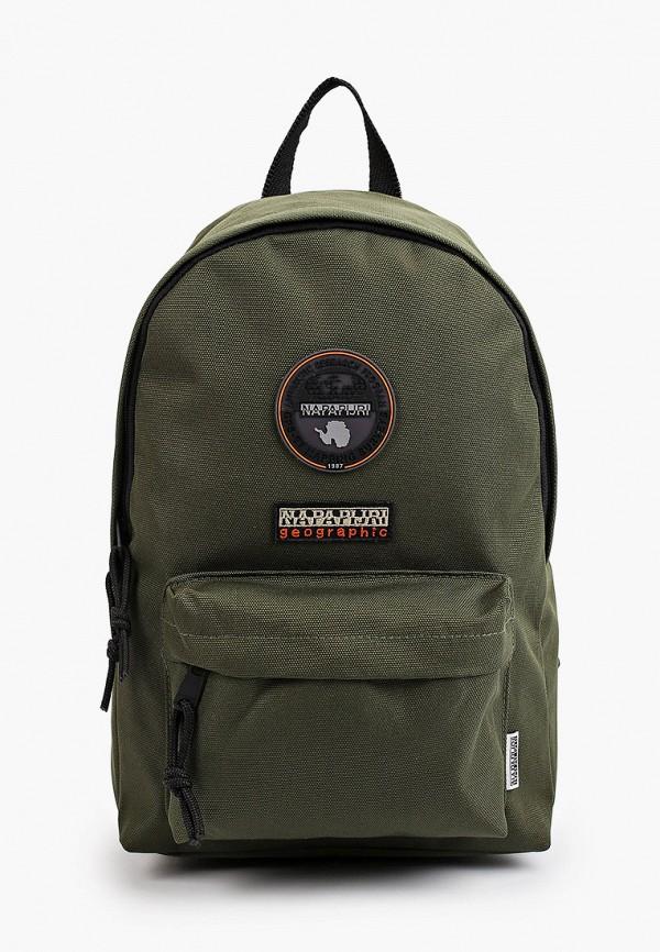 женский рюкзак napapijri, зеленый