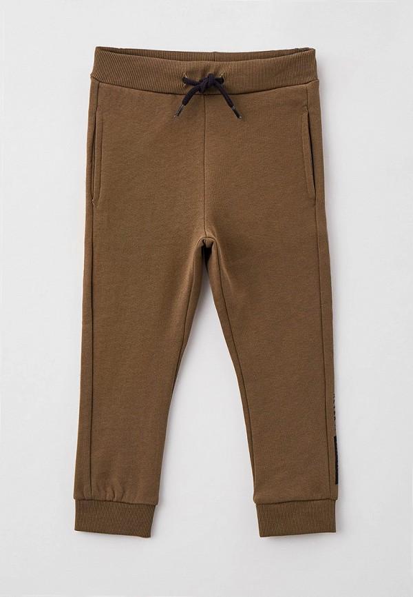 спортивные брюки name it для мальчика, коричневые