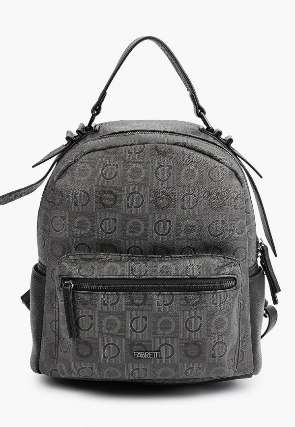 Рюкзак Fabretti серого цвета