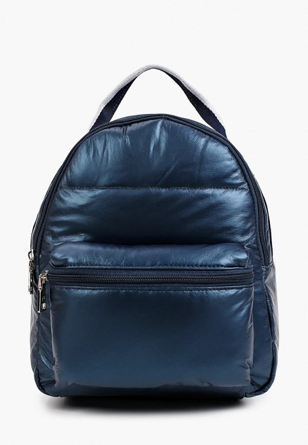 женский рюкзак fabretti, синий