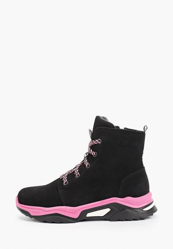 ботинки лель малыши, черные