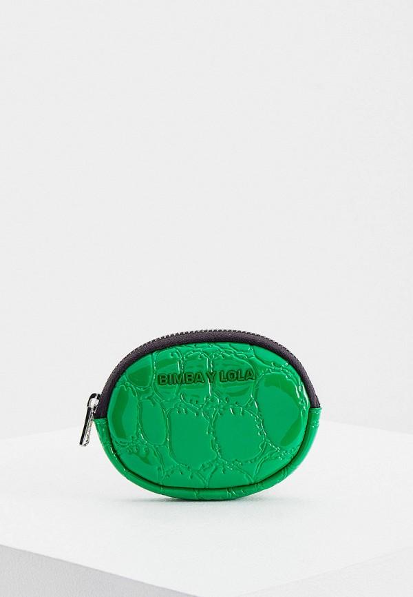 женский кошелёк bimba y lola, зеленый