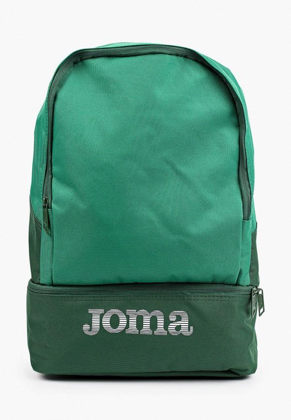 женский рюкзак joma, зеленый