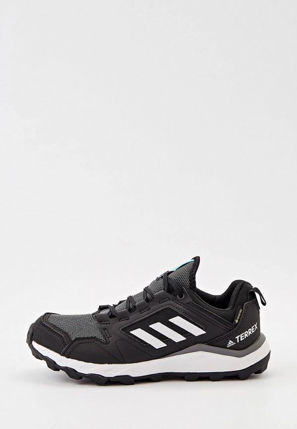 Кроссовки adidas черного цвета