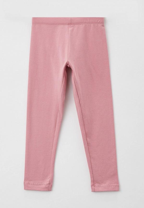 леггинсы blukids для девочки, розовые