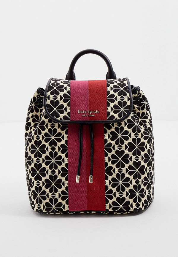 женский рюкзак kate spade, разноцветный