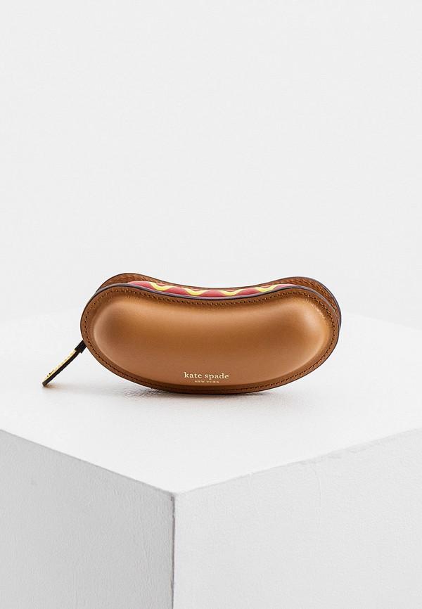 женский кошелёк kate spade, коричневый