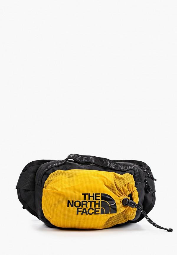 женская поясные сумка the north face, разноцветная