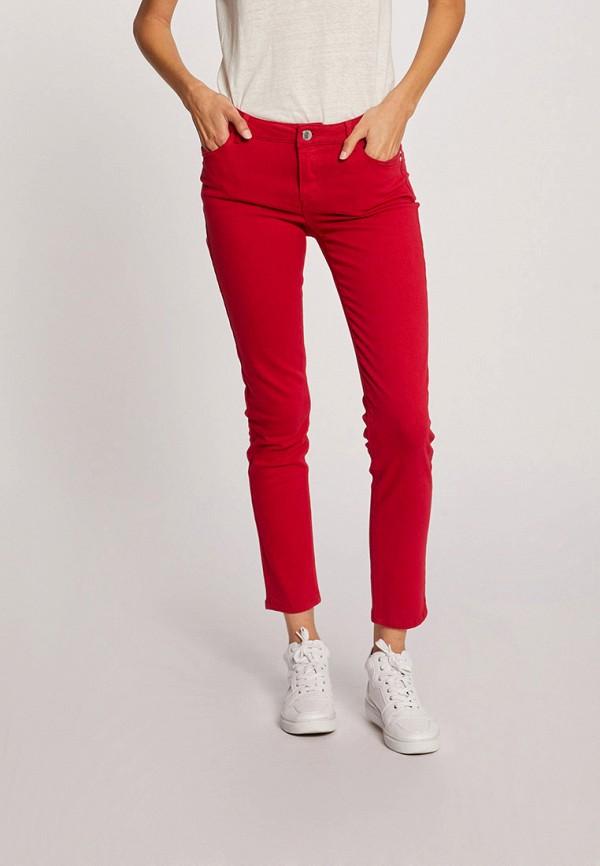 женские джинсы morgan, красные