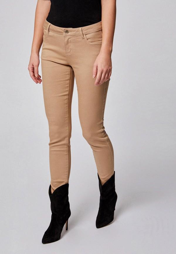 женские джинсы morgan, бежевые