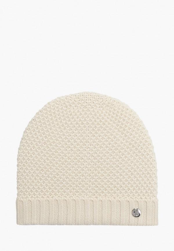шапка united colors of benetton для мальчика, бежевая