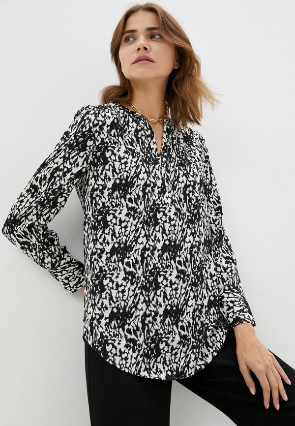 женская блузка marks & spencer, разноцветная