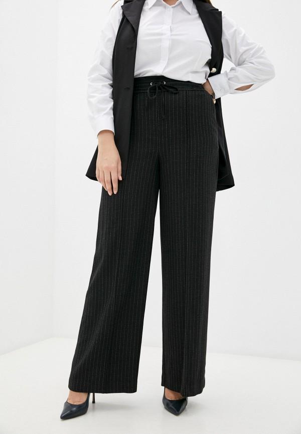 женские прямые брюки marks & spencer, серые