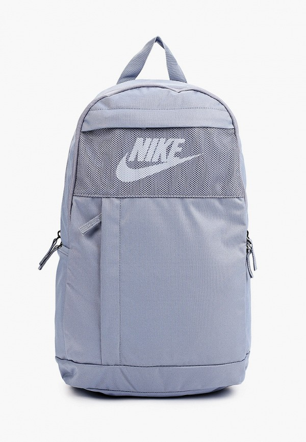 женский рюкзак nike, голубой