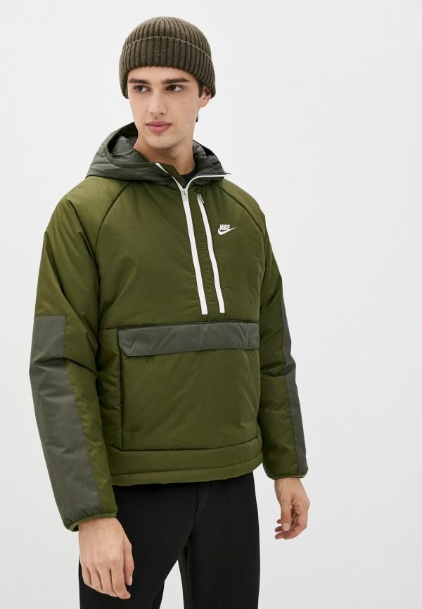 Куртка утепленная Nike цвета хаки