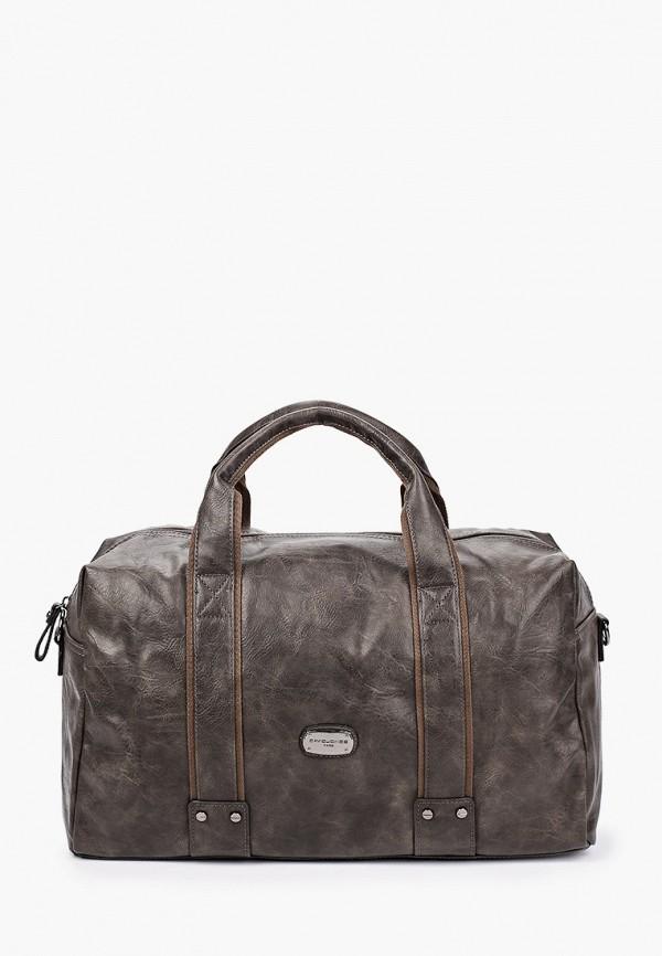 женская дорожные сумка david jones, серая