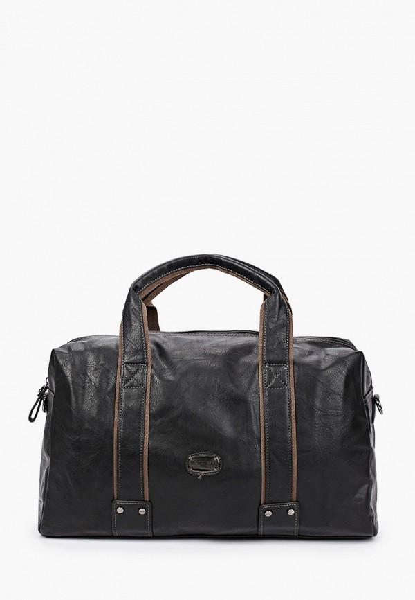женская дорожные сумка david jones, черная