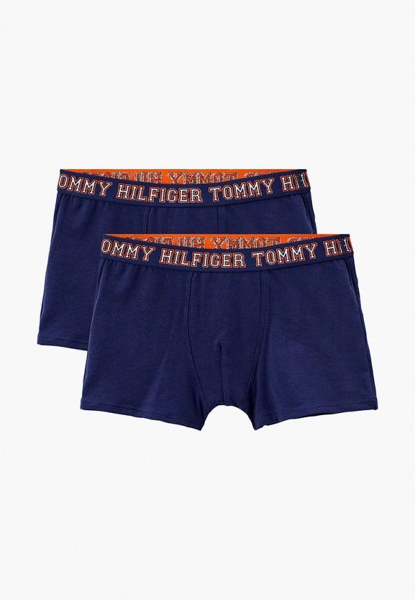 Трусы 2 шт. Tommy Hilfiger синего цвета