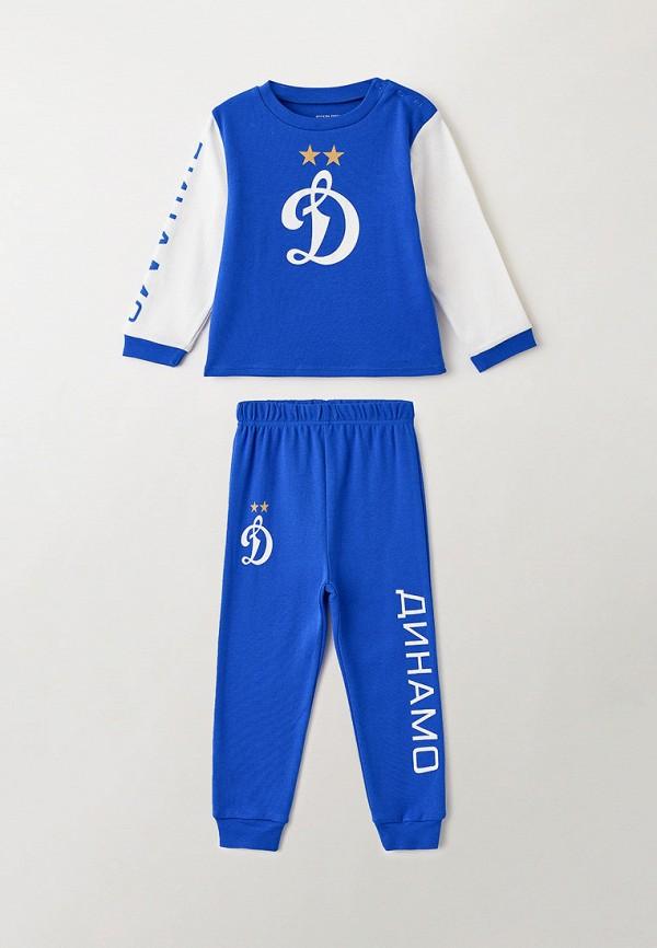 спортивный костюм atributika & club для мальчика, синий
