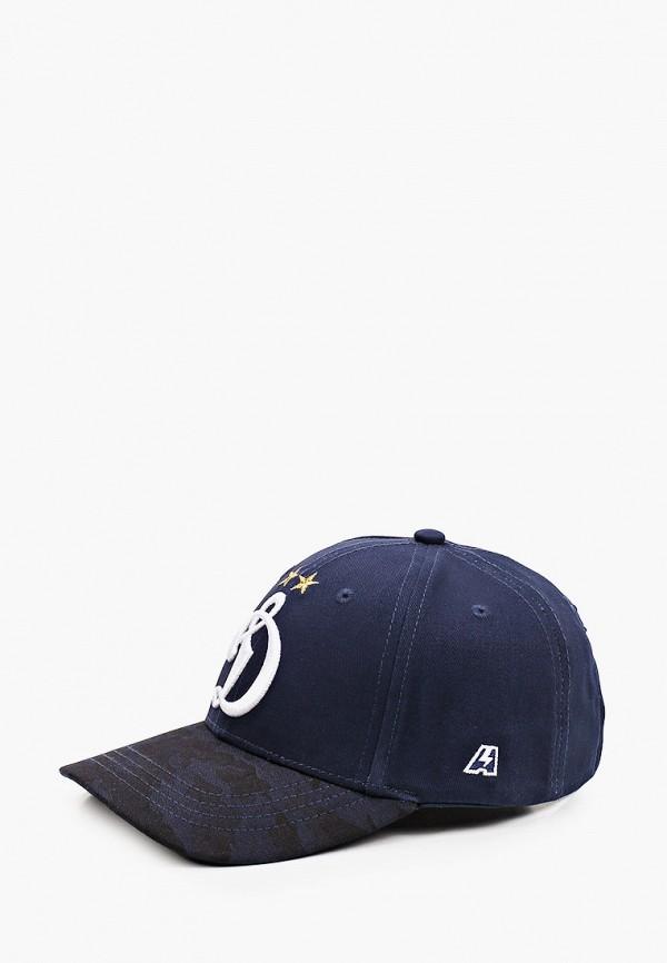 бейсболка atributika & club малыши, синяя