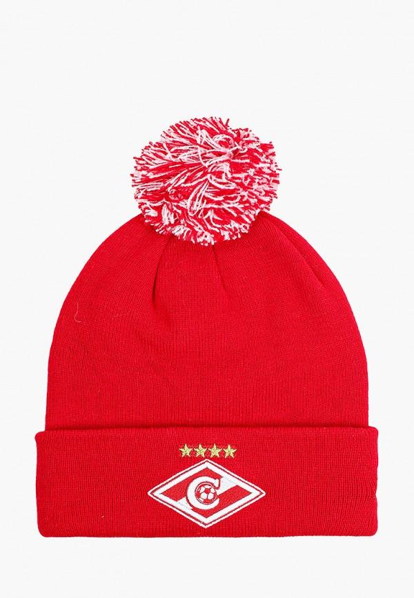 шапка atributika & club малыши, красная