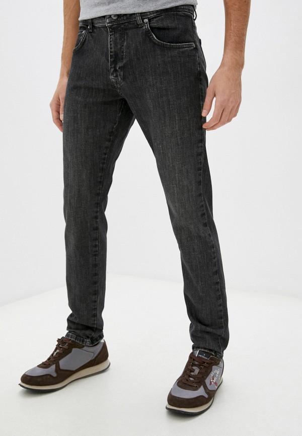 мужские прямые джинсы hackett london, серые