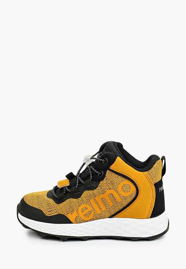 кроссовки reima малыши, желтые