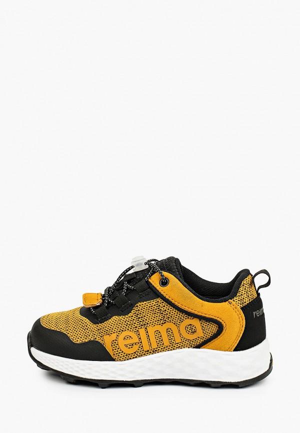 кроссовки reima малыши, оранжевые