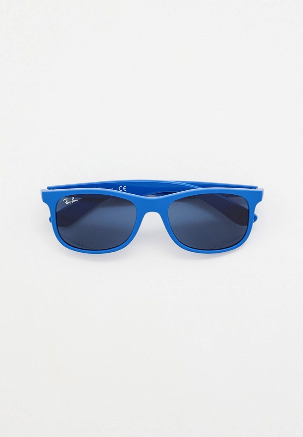 солнцезащитные очки ray ban малыши, синие