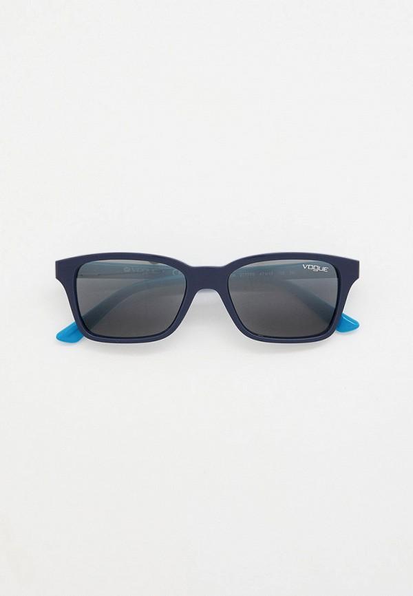 солнцезащитные очки vogue® eyewear малыши, синие