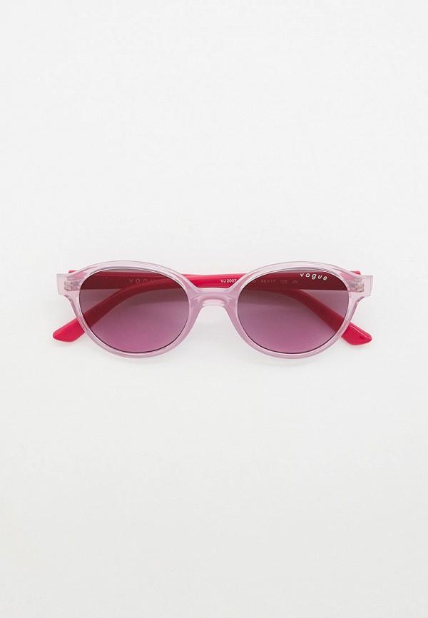 солнцезащитные очки vogue® eyewear малыши, фиолетовые