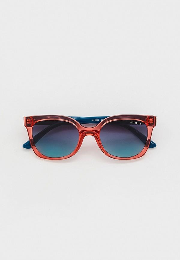 солнцезащитные очки vogue® eyewear малыши, красные