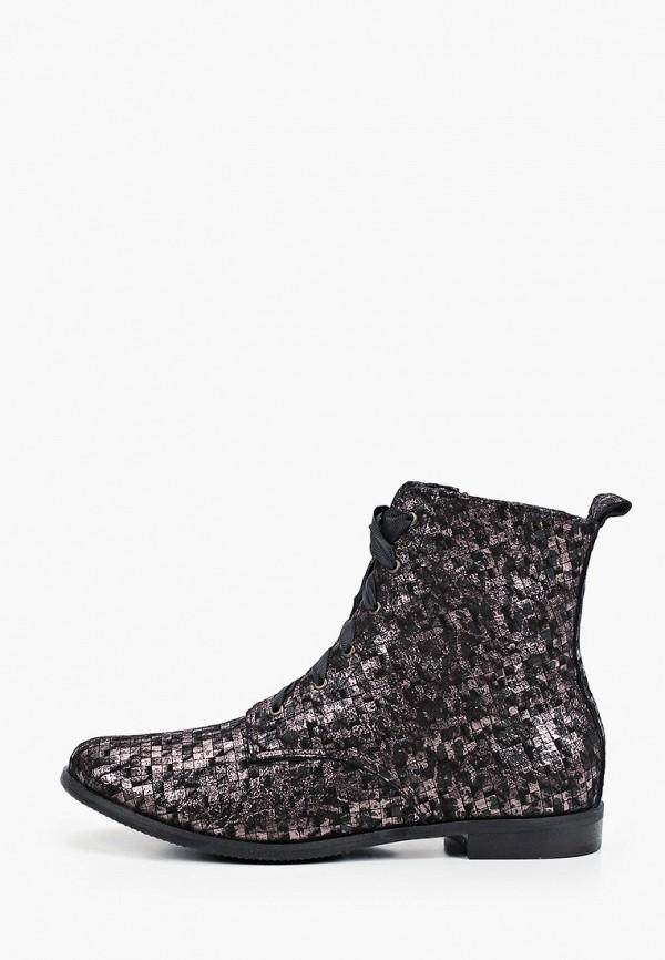 женские высокие ботинки bosccolo, коричневые