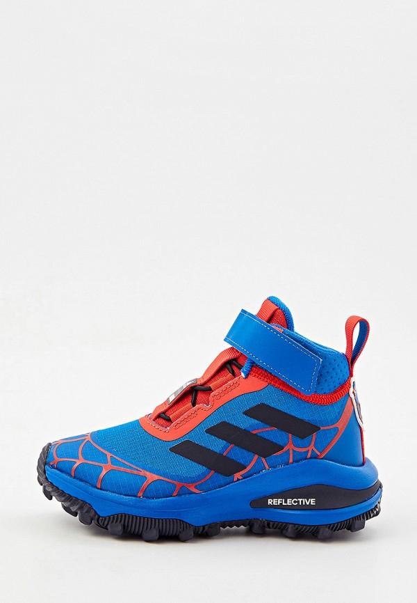 ботинки adidas малыши, синие