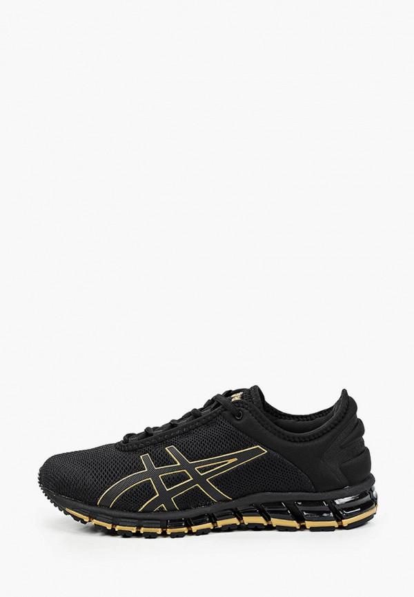 мужские низкие кроссовки asics, черные