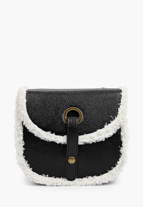 сумка gulliver для девочки, черная