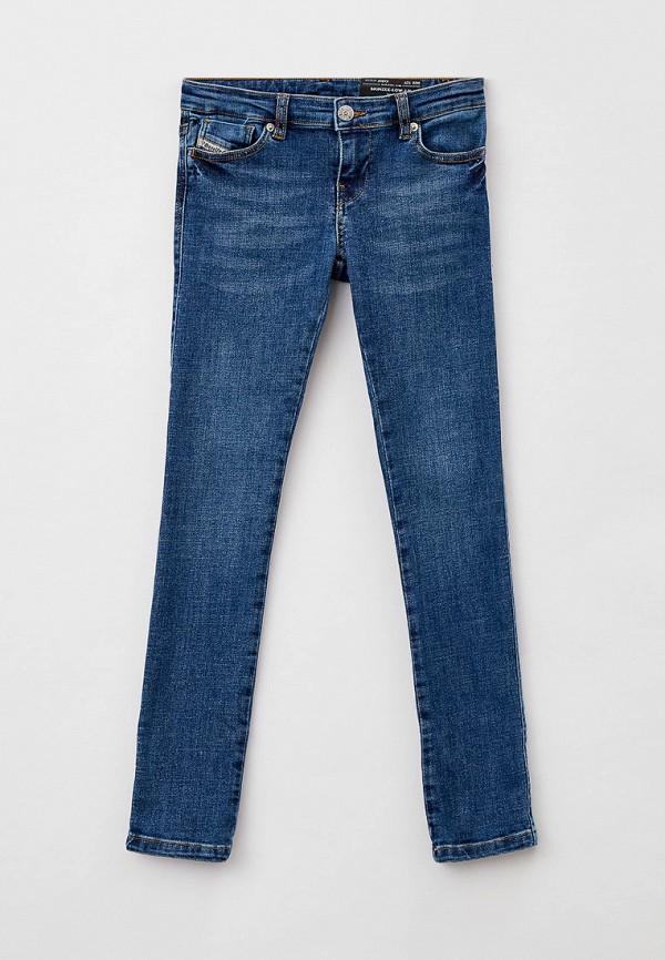 джинсы diesel для девочки, синие