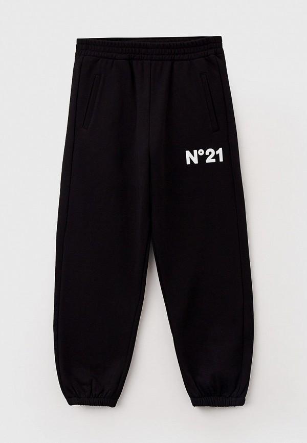 спортивные брюки n21 малыши, черные