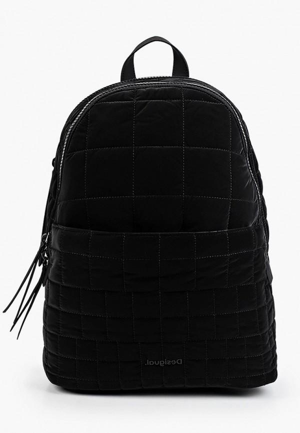 женский рюкзак desigual, черный