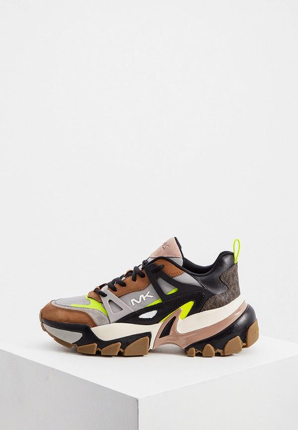 мужские низкие кроссовки michael kors, разноцветные