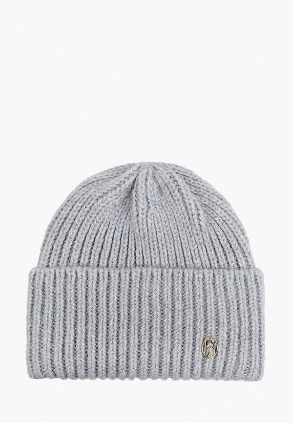 женская шапка ferz, голубая